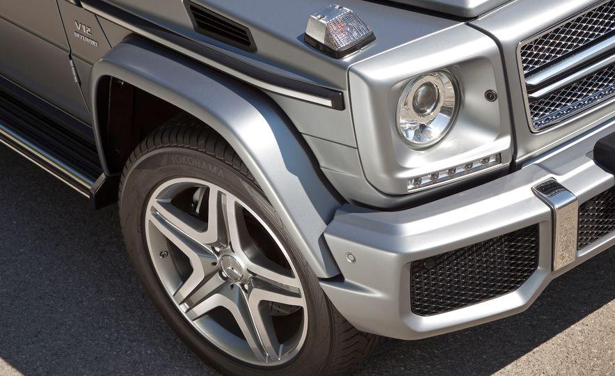 2016 Mercedes-Benz G65 AMG - Slide 14