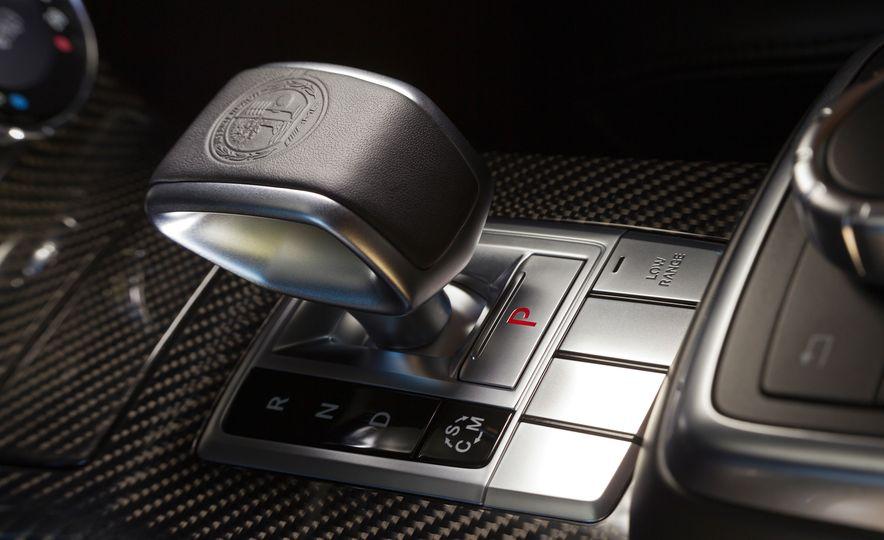 2016 Mercedes-Benz G65 AMG - Slide 18