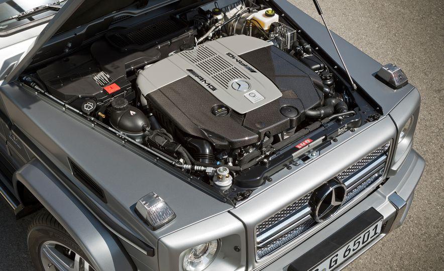 2016 Mercedes-Benz G65 AMG - Slide 19