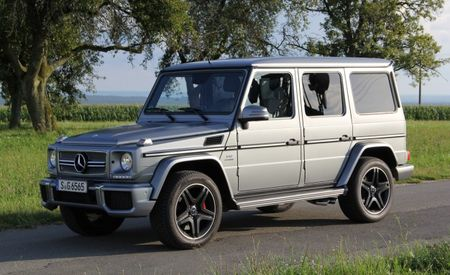 Mercedes-Benz G65 AMG Priced: The Mega G Is Mega Expensive