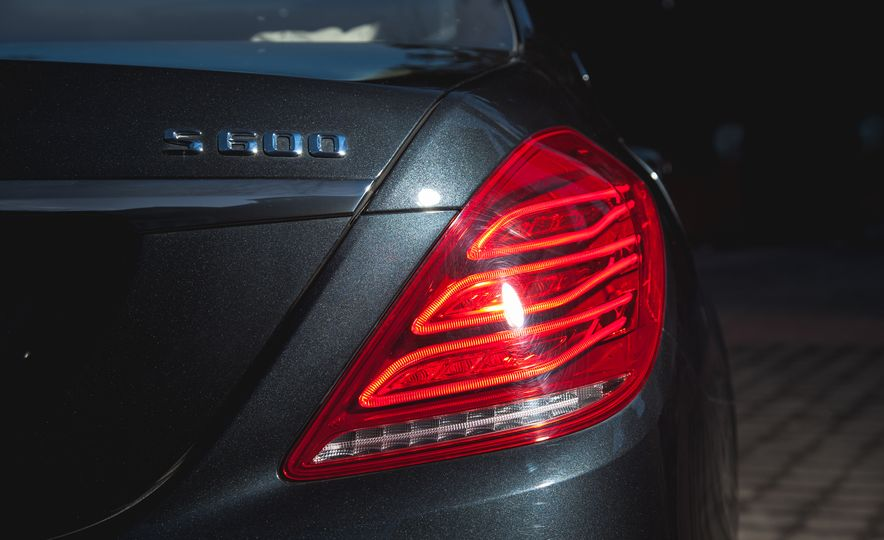 2016 Mercedes-Maybach S600 - Slide 9