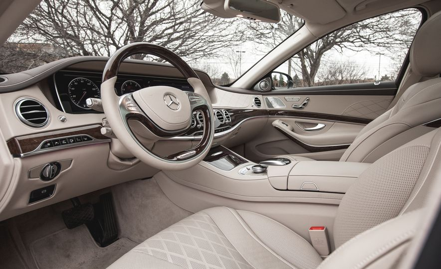 2016 Mercedes-Maybach S600 - Slide 32