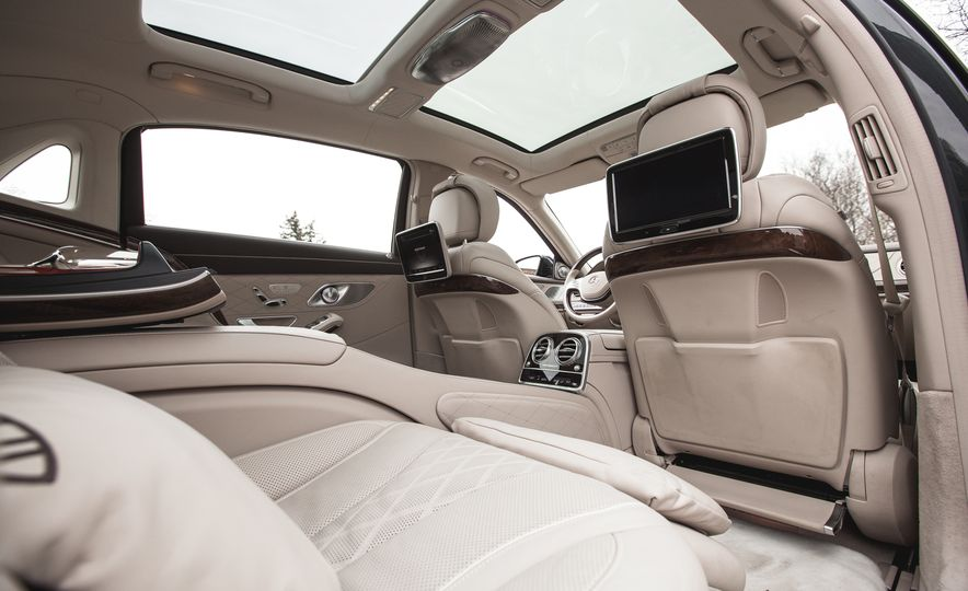 2016 Mercedes-Maybach S600 - Slide 39