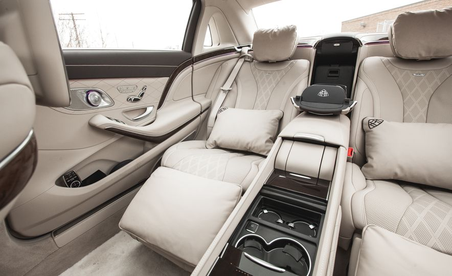 2016 Mercedes-Maybach S600 - Slide 46