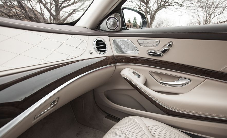 2016 Mercedes-Maybach S600 - Slide 57