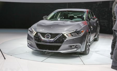 2016 Nissan Maxima: Semi-Luxurious and Proud of It – Official Photos and Info