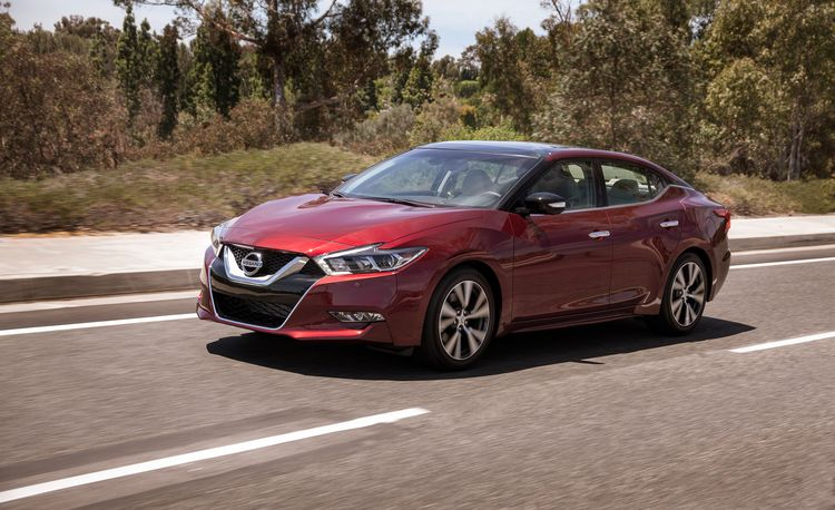 2016 Nissan Maxima – First Drive Review