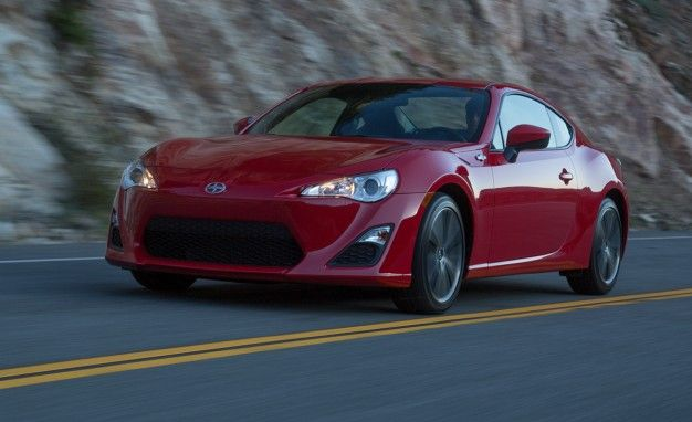 If at FR-S You Don't Succeed: Scion Updates FR-S Again for 2016