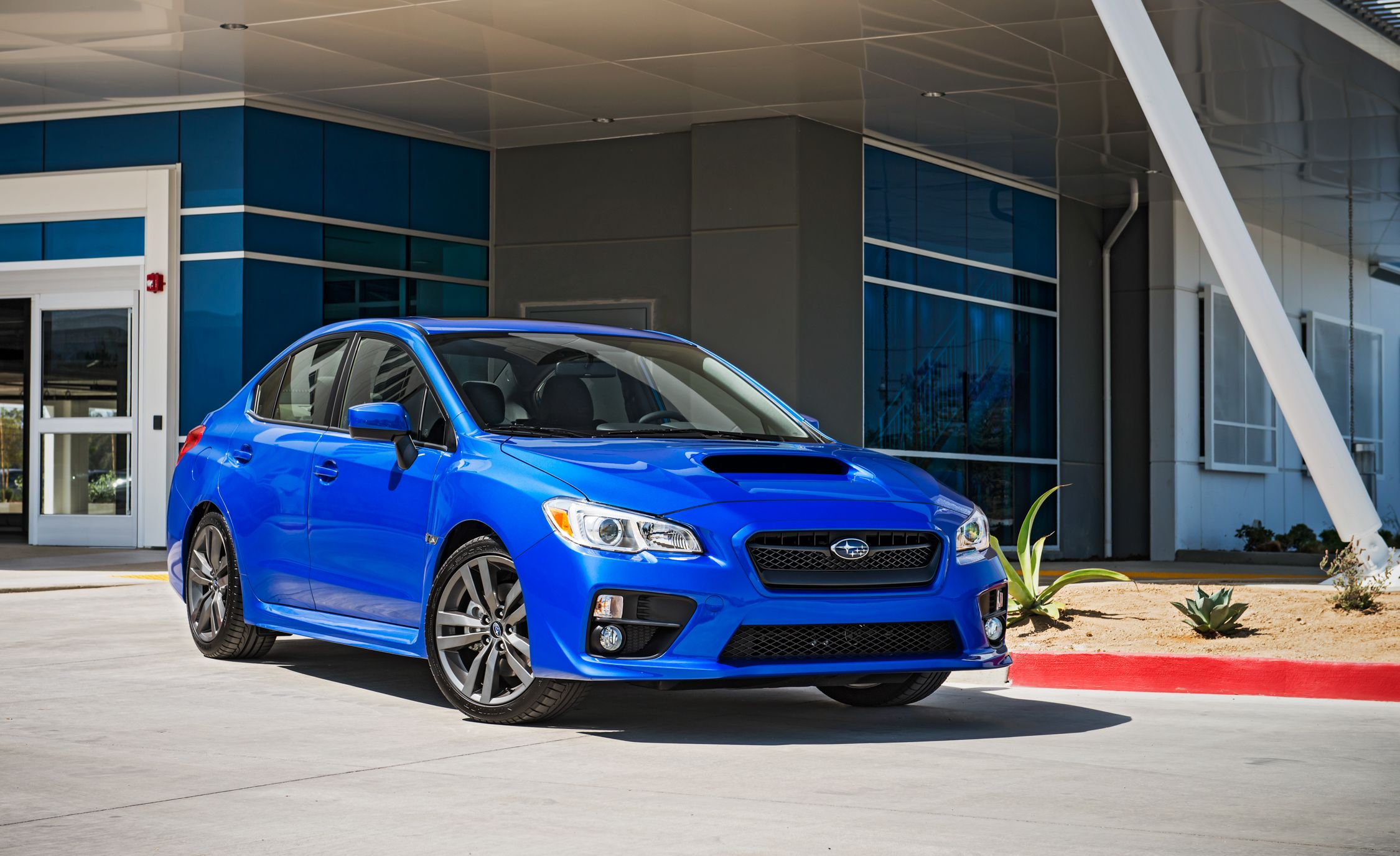 2016 subaru wrx and wrx sti: more luxury, more features – news