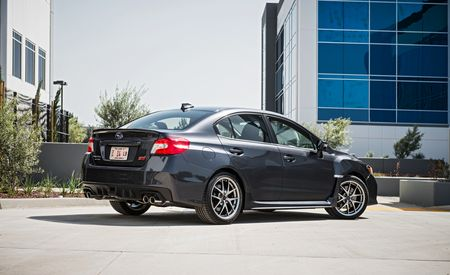 2016 Subaru WRX and WRX STI: More Luxury, More Features