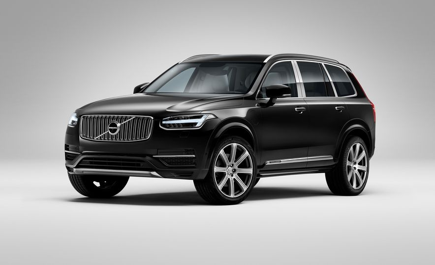 2016 Volvo XC90 T8 Excellence Edition - Slide 1