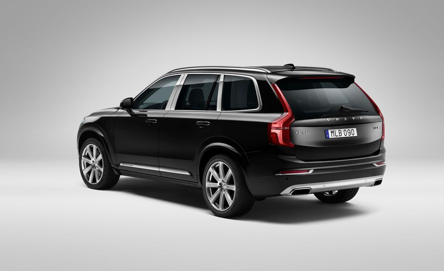2016 Volvo XC90 T8 Excellence Edition - Slide 2