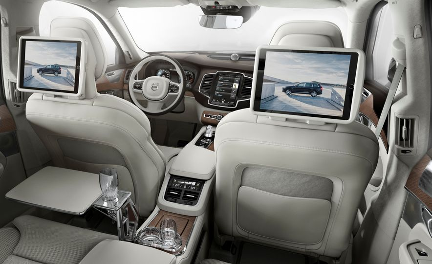 2016 Volvo XC90 T8 Excellence Edition - Slide 7