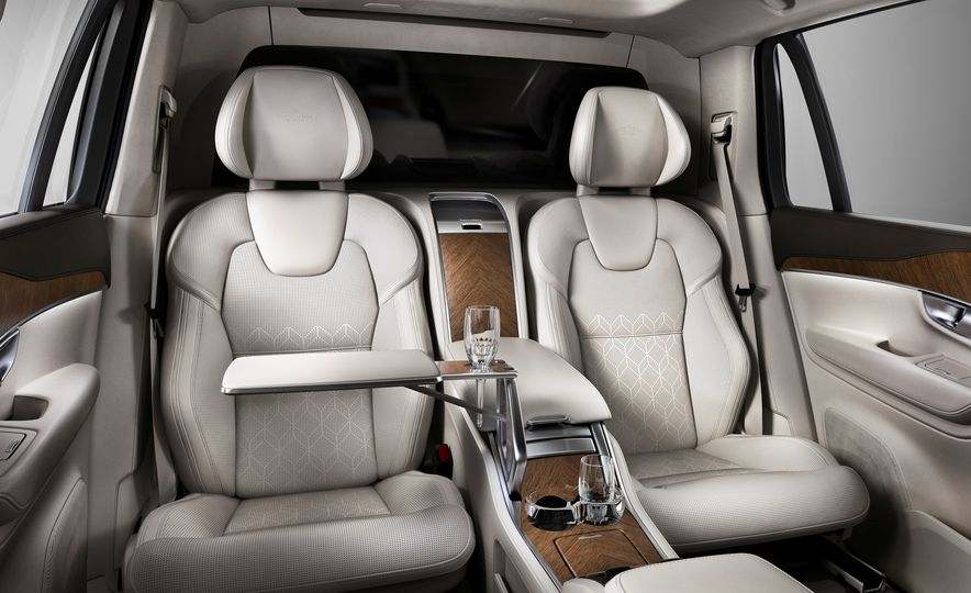 2016 Volvo XC90 T8 Excellence Edition - Slide 8