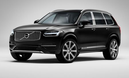 "An SUV Fit for Monty Burns: The Volvo XC90 ""Excellence"""