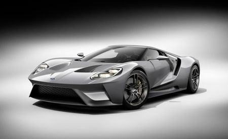 Neat Neat Neat: Ford GT Inspires Sailboat, Guitar, and Foosball Table