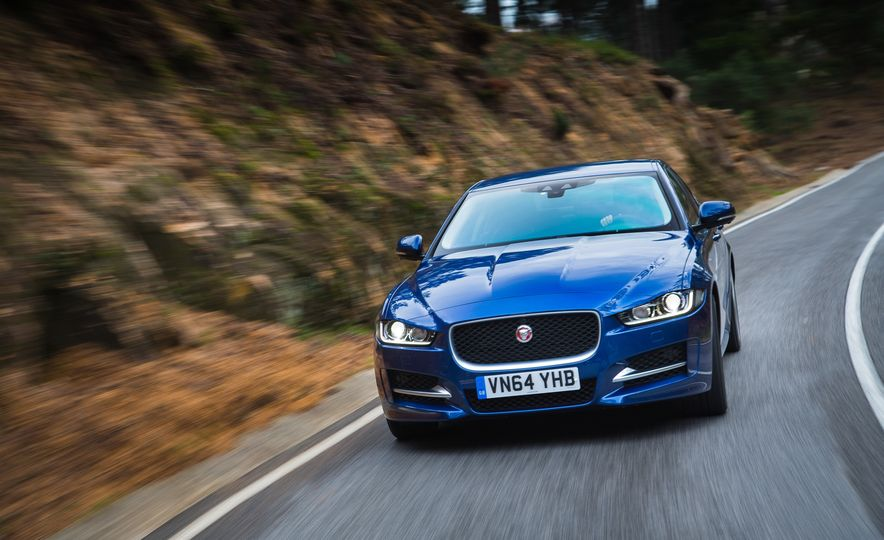2017 Jaguar XE S Type (Euro-spec) - Slide 46
