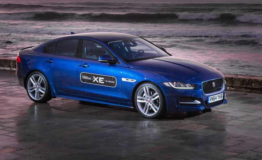 2017 Jaguar XE S Type (Euro-spec) - Slide 52