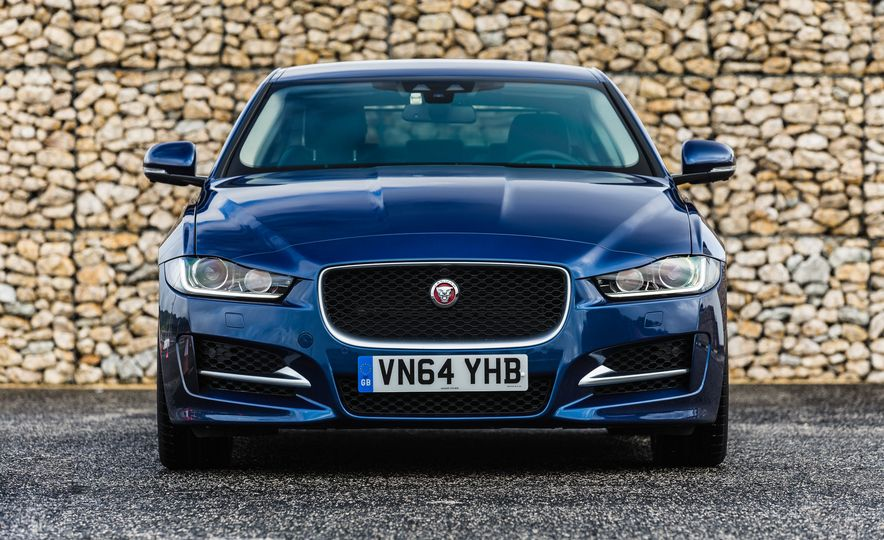 2017 Jaguar XE S Type (Euro-spec) - Slide 63