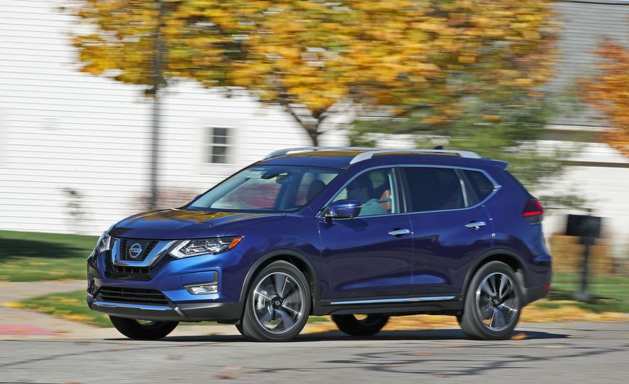 Practicality Matters: Every Compact Crossover SUV Ranked from Worst to Best - Slide 5