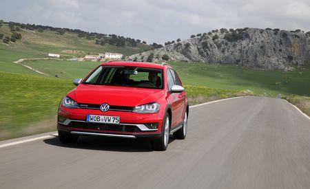 2017 Volkswagen Golf SportWagen Alltrack – First Drive Review