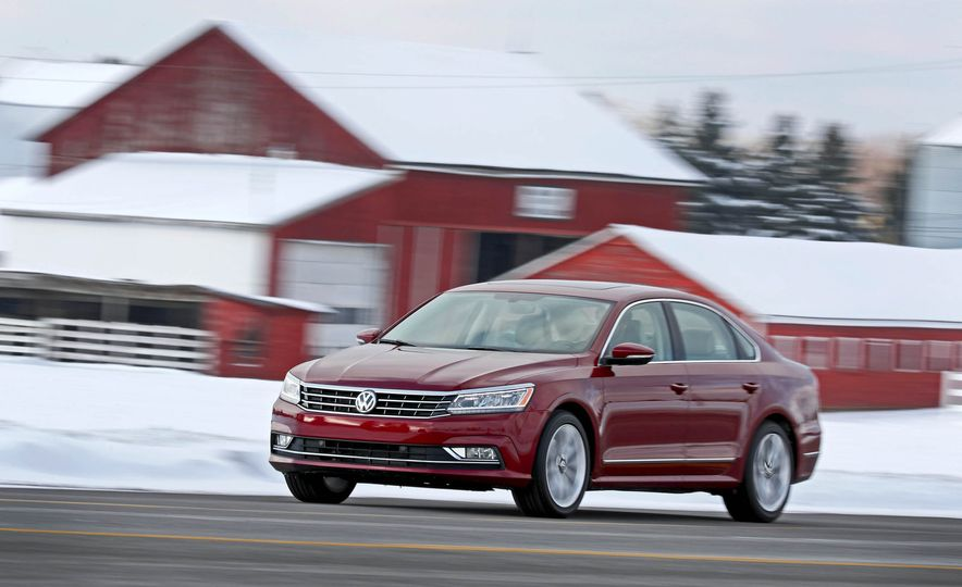 Buy This, Not That: Every Family Sedan Ranked from Worst to Best - Slide 5