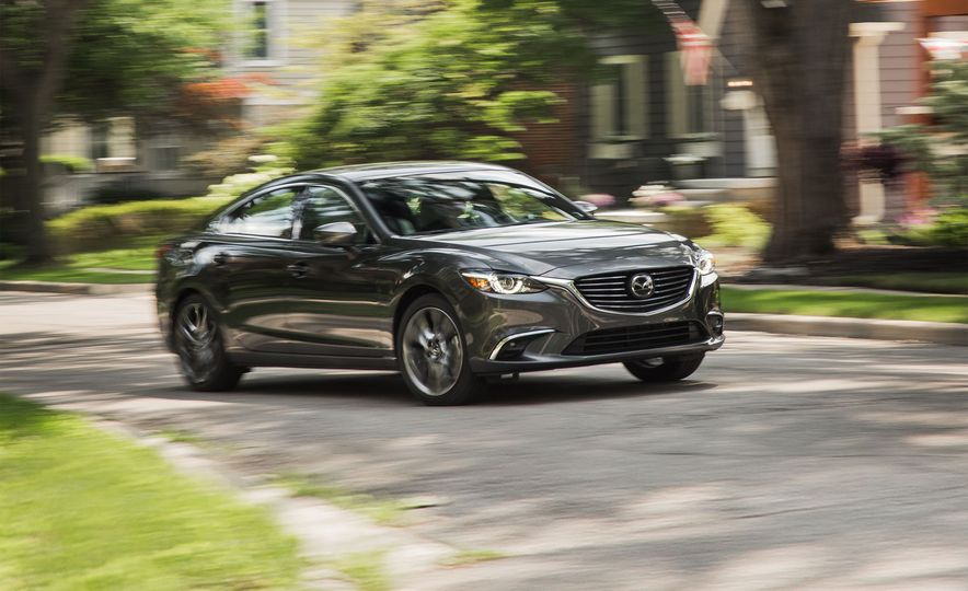Buy This, Not That: Every Family Sedan Ranked from Worst to Best - Slide 10