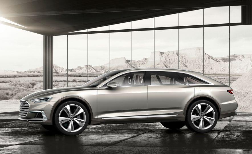 Audi Prologue Allroad concept - Slide 2