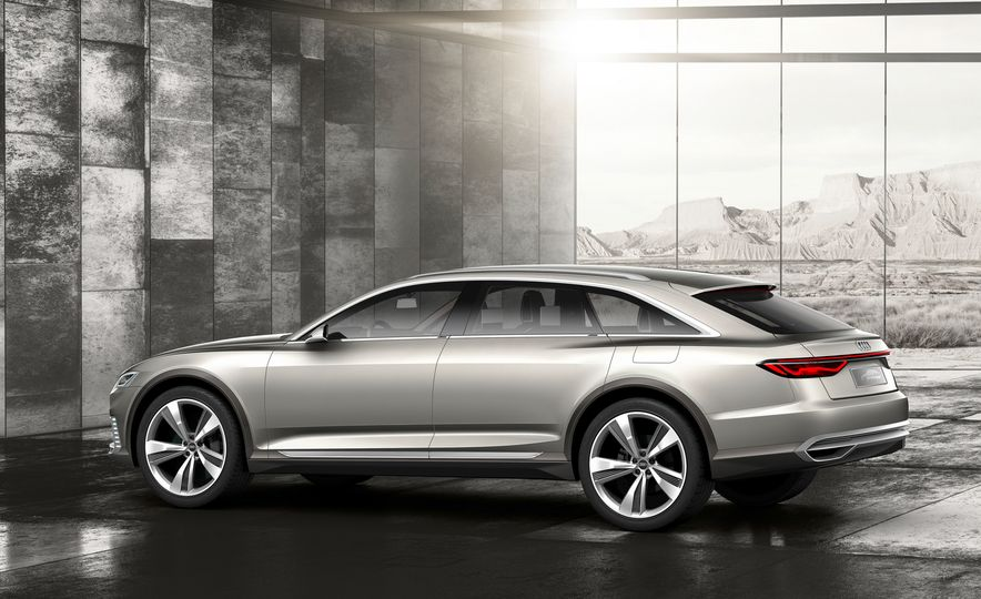 Audi Prologue Allroad concept - Slide 3