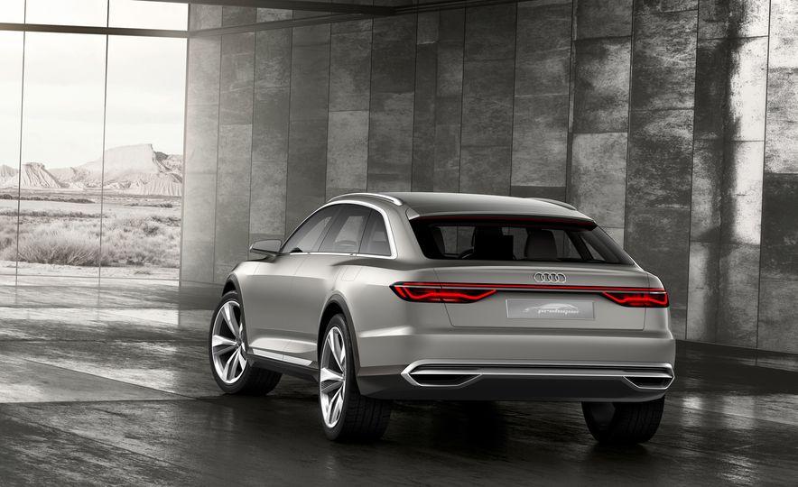 Audi Prologue Allroad concept - Slide 4