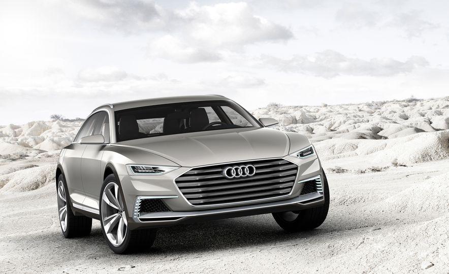 Audi Prologue Allroad concept - Slide 5