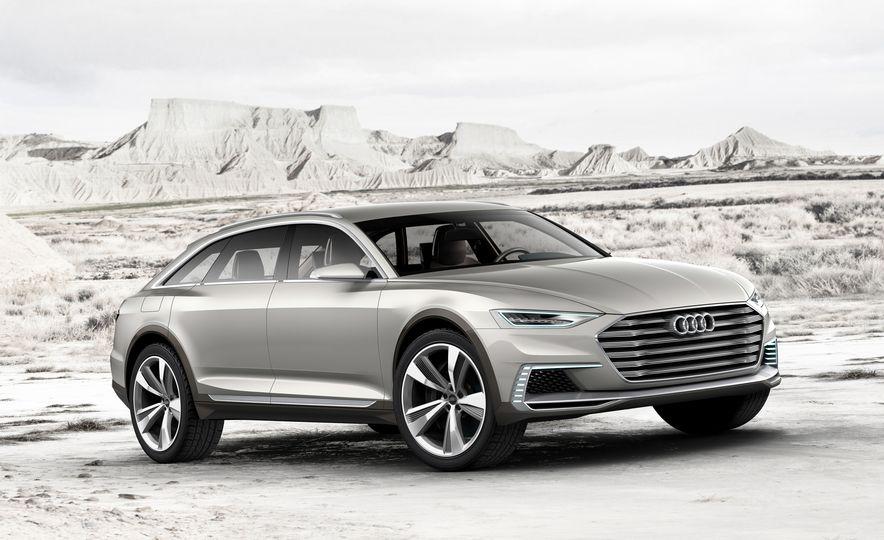 Audi Prologue Allroad concept - Slide 6