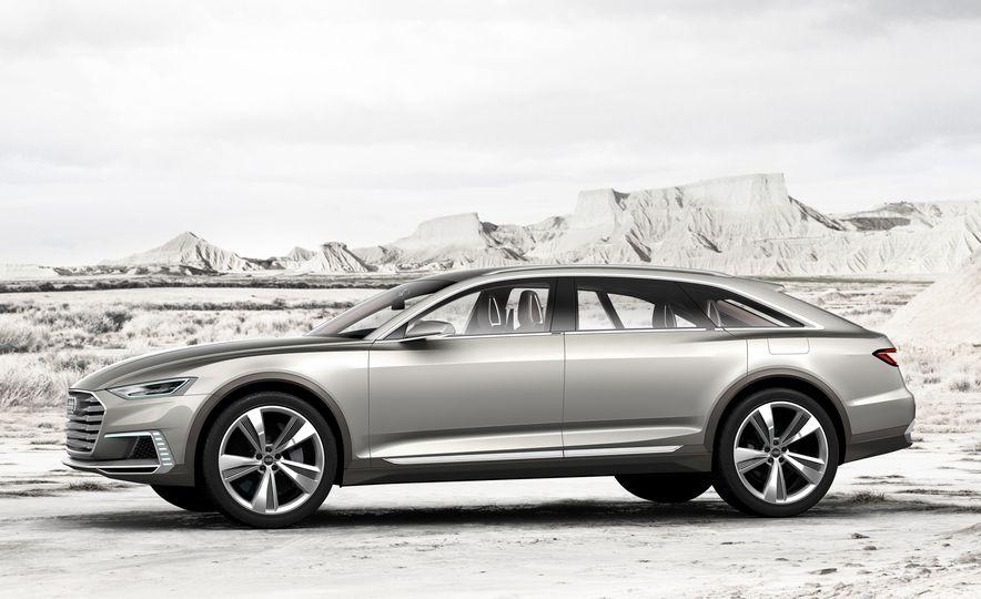 Audi Prologue Allroad concept - Slide 7