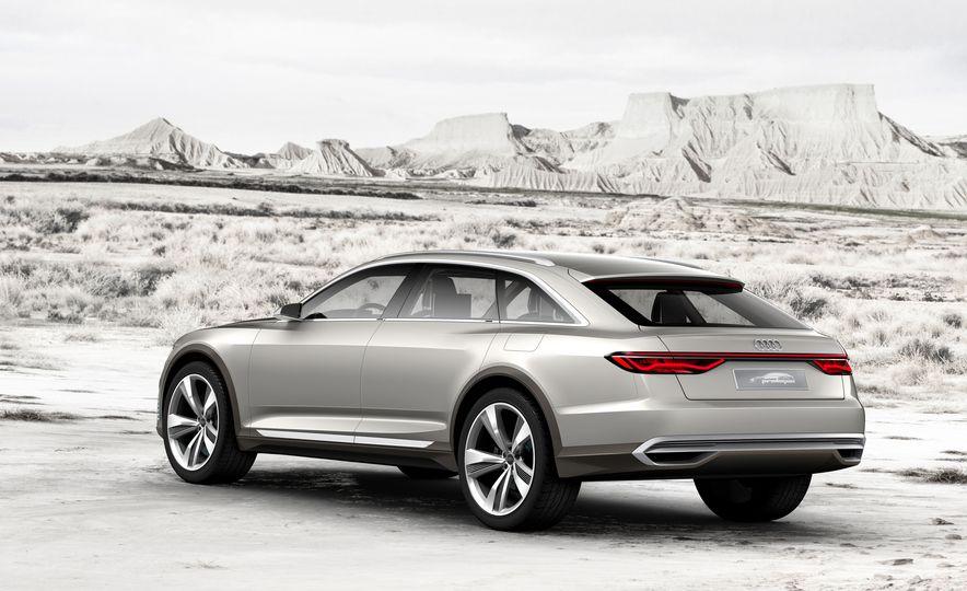 Audi Prologue Allroad concept - Slide 8