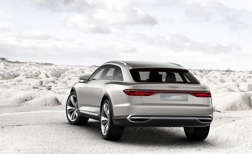 Audi Prologue Allroad concept - Slide 9