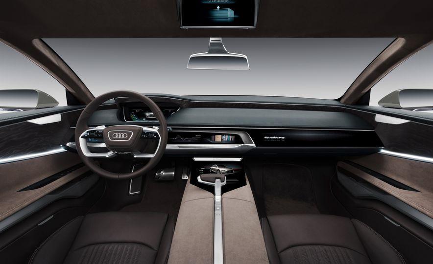 Audi Prologue Allroad concept - Slide 11