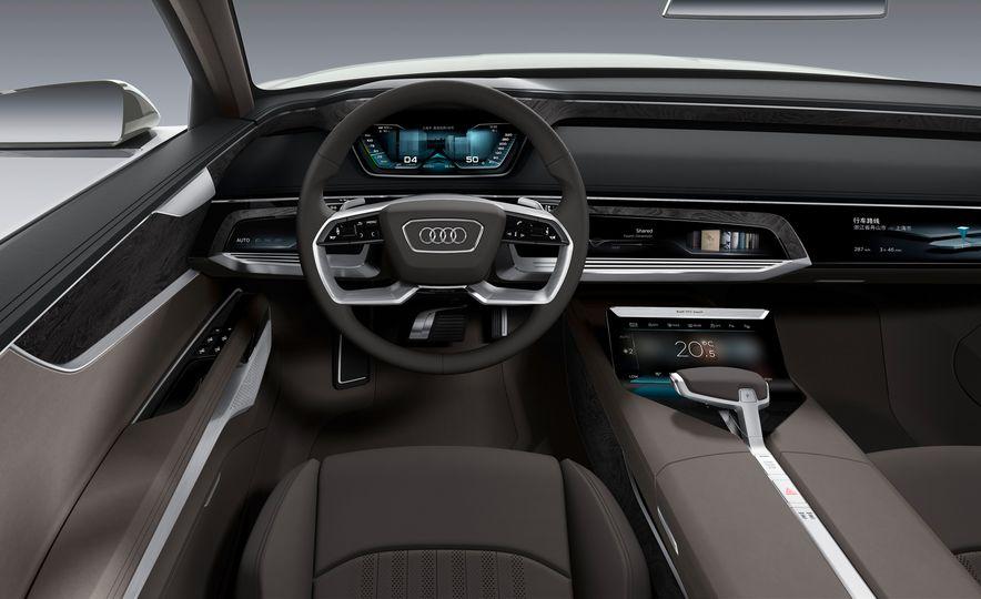 Audi Prologue Allroad concept - Slide 14