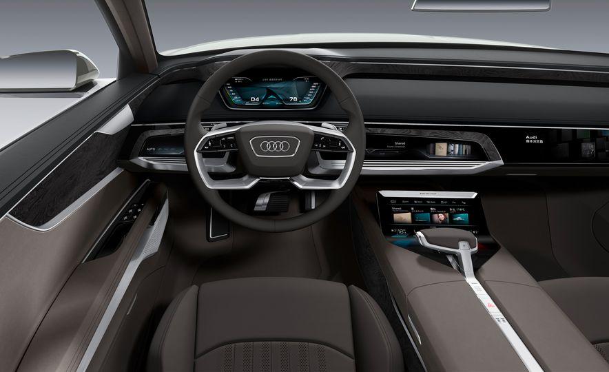 Audi Prologue Allroad concept - Slide 15