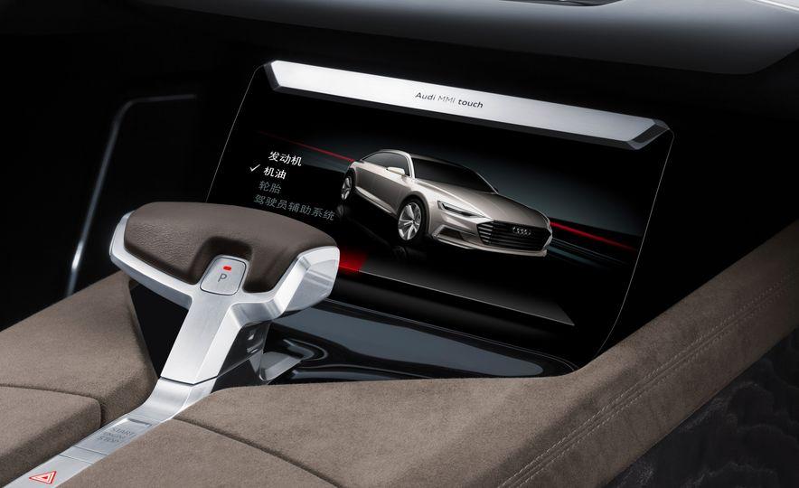 Audi Prologue Allroad concept - Slide 19