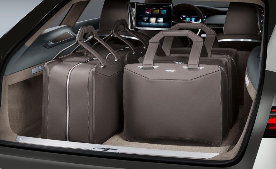 Audi Prologue Allroad concept - Slide 21