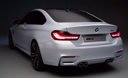 BMW M GmbH to Introduce OLED Taillights on a New Model Soon—and We Know Which One