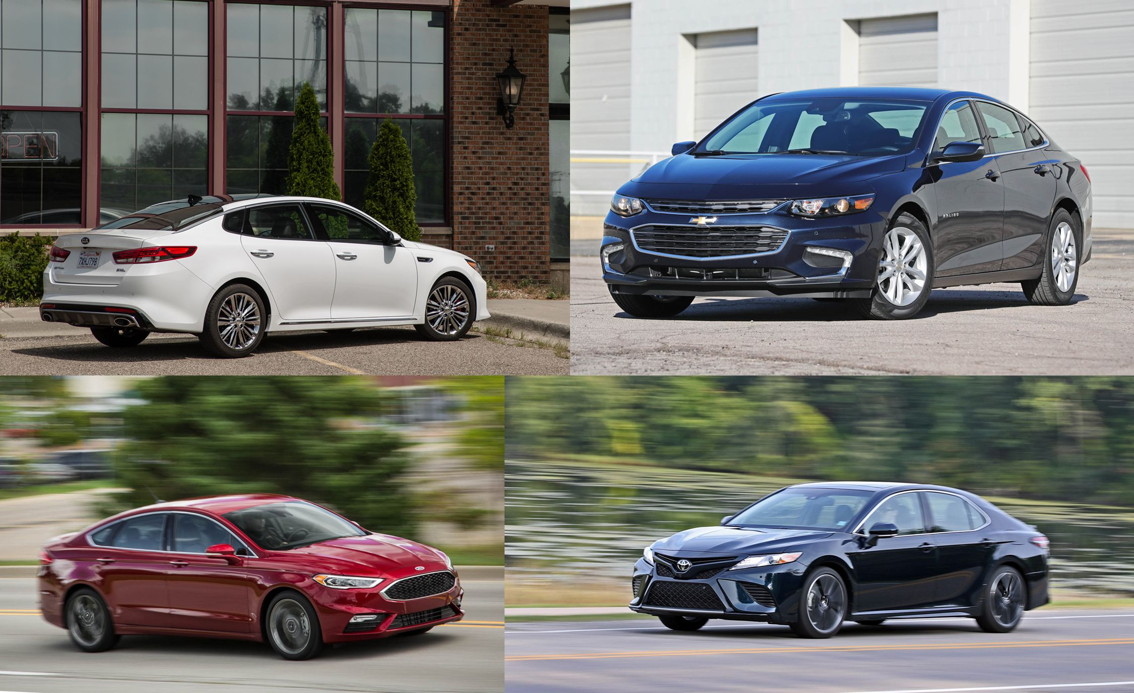 Buy This, Not That: Every Family Sedan Ranked From Worst To Best