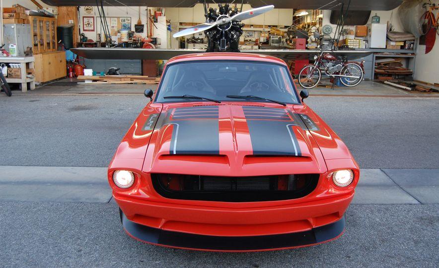 CR Supercars 1968 Ford Mustang Villain - Slide 7