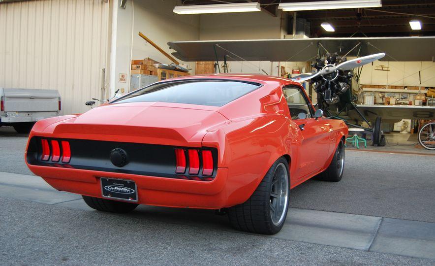 CR Supercars 1968 Ford Mustang Villain - Slide 9