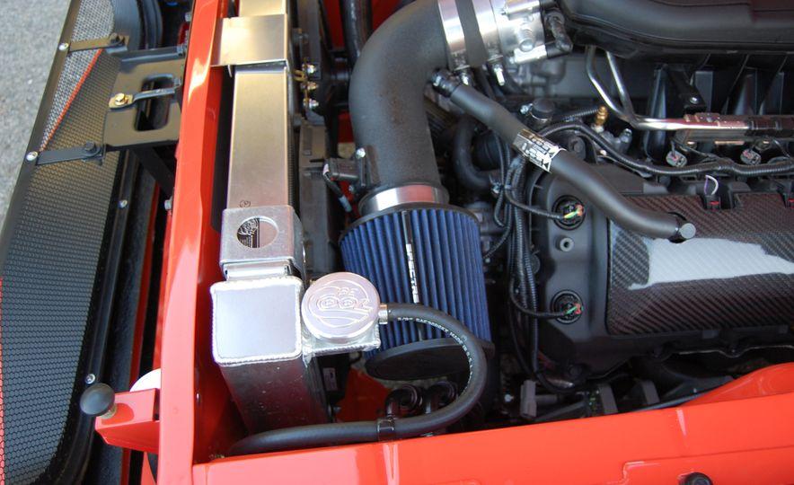 CR Supercars 1968 Ford Mustang Villain - Slide 27