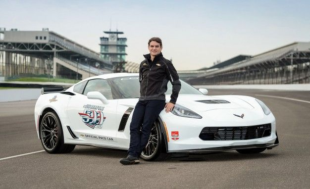 Pace Jam: Chevrolet Corvette Z06 Gets Tapped for Indy 500 Pace Car Duty