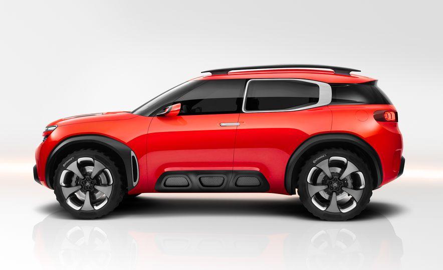 Citroën Aircross concept - Slide 2