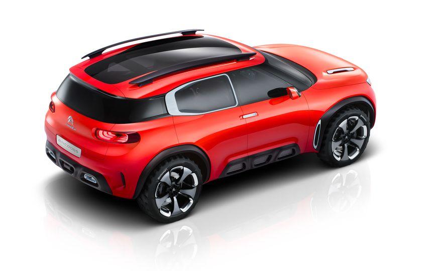 Citroën Aircross concept - Slide 3