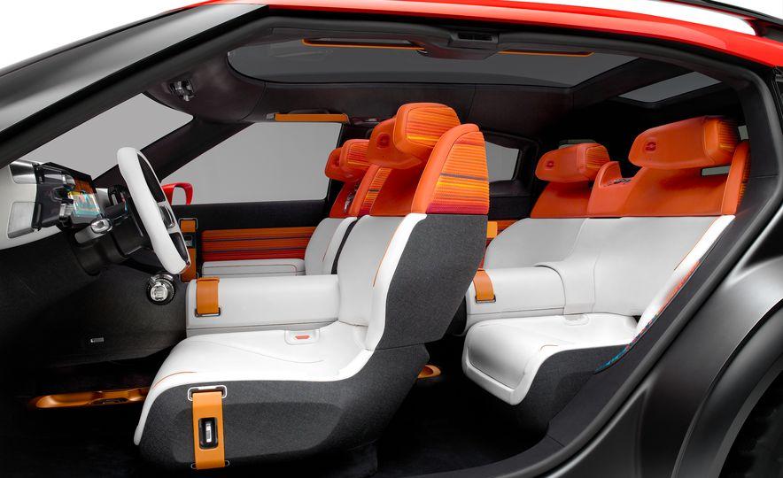 Citroën Aircross concept - Slide 15