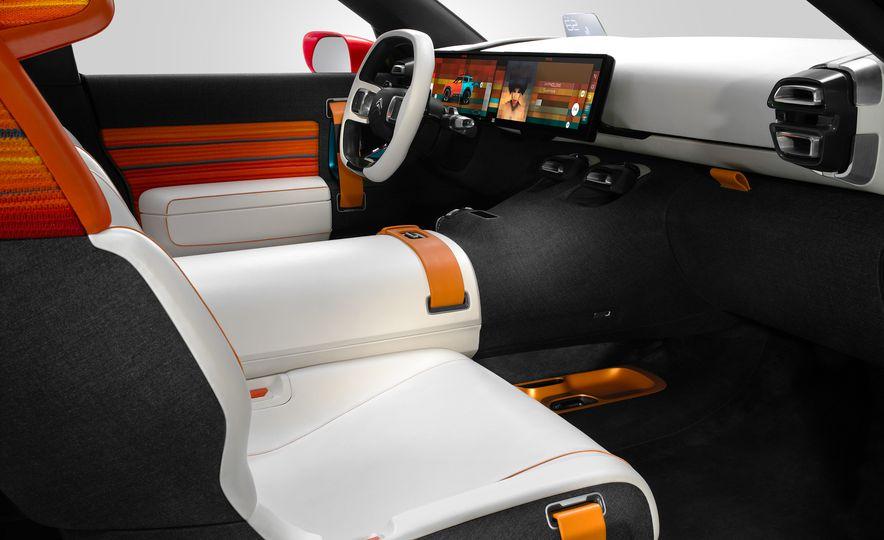 Citroën Aircross concept - Slide 16
